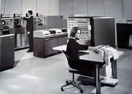 IBM's erstwhile main beast