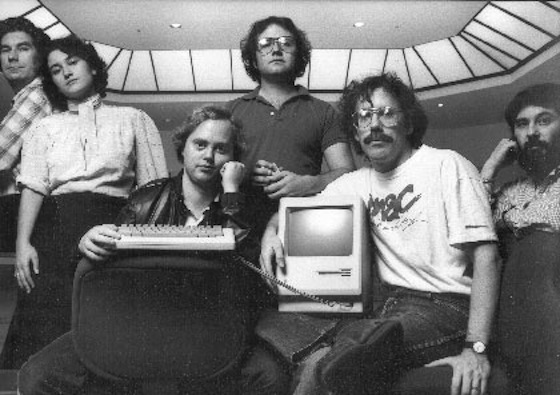 The Mac Design Team