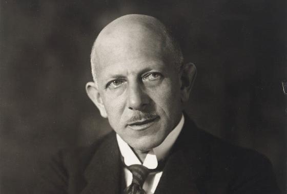 Otto Ender, Landeshauptmann von Vorarlberg, Verfasser der austrofaschistischen Verfassung