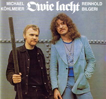 """Ray und Mick und ihr 75er Album """"Owie lacht"""""""