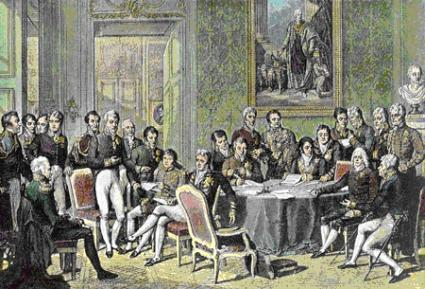 Rites of Peace: Congress of Vienna as imagined by Jean-Baptiste Isabey