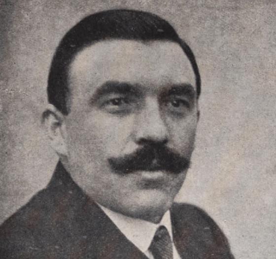 Sándor Garbai, Sozialdemokrat, Revolutionär, Vorsitzender des Revolutionären Regierungsrats Ungarns