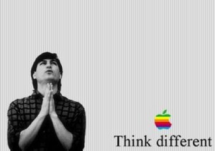 Steve Jobs, reality distortion on a high level