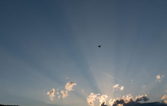 Sunrise in Santa Marta