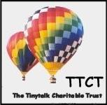 tinytalk charitable trust logo