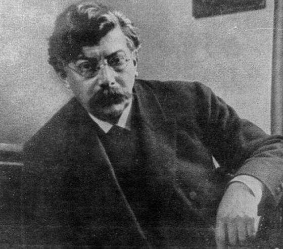 Viktor Adler, Armenarzt, Gründer der Sozialdemokratischen Arbeiterpartei in Österreich