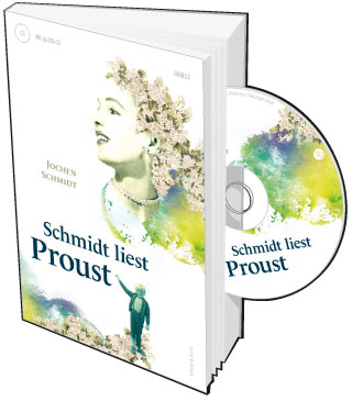 cover Schmidt liest Proust