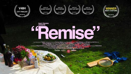 the award winning short by Haneke