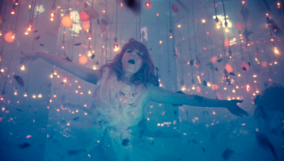 florence and the machine cosmic