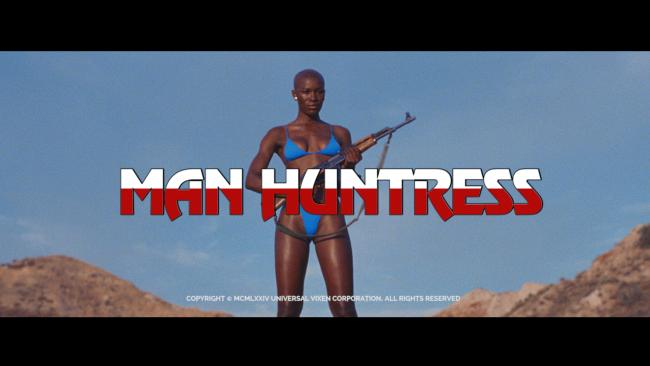 Man Huntress:=