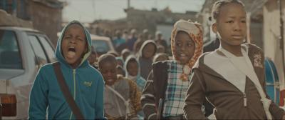 The Children of Alexandra Township - Johannesburg