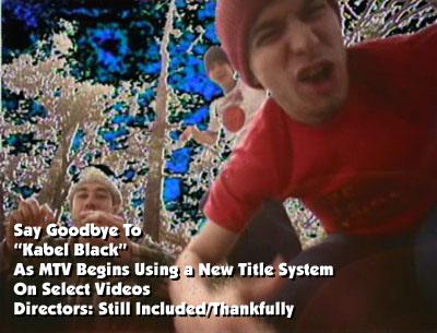 NEWS: New MTV Titles