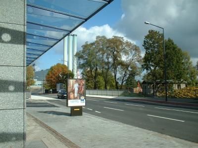 Bürohaus an der Brücke Oederaner Str.