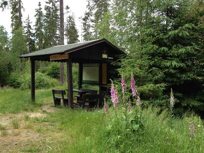 Schutzhütte am Natternborn
