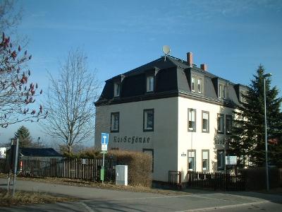 Cunnersdorf, Hut-Schänke am Marienschacht Bannewitz