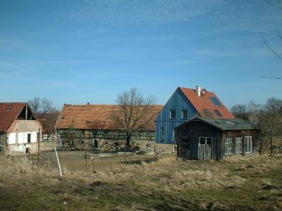 Boderitz, alter Bauernhof