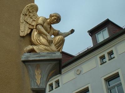 Goldener Engel, Bischofswerda