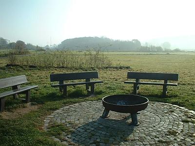 Grillplatz am Elbradweg bei Brockwitz