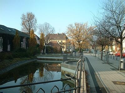 Coswig, Wettinplatz