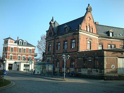 Coswig, Postamt