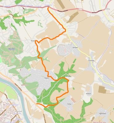 open street map buehlau-niederpoyritz