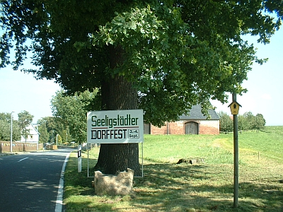 Seeligstädter Dorffest 3.-4. September 2011