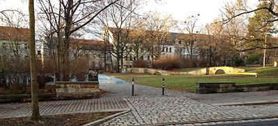 Spielplatz au der alten Schanze Rudolf-Leonhardt-Straße