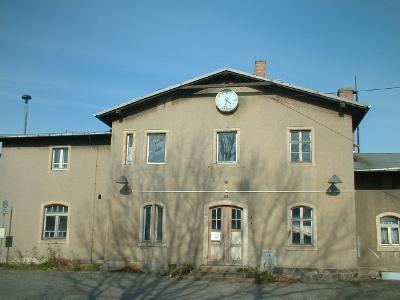 Bahnhof Gersdorf