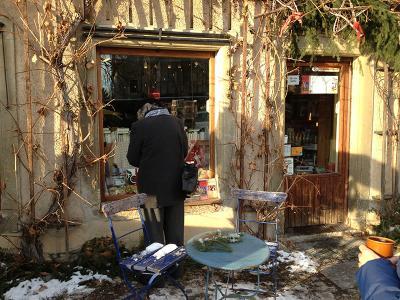 auf dem Loschwitzer Weihnachtsmakt - am BuchHaus