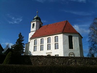 Schmiedefeld Kirche