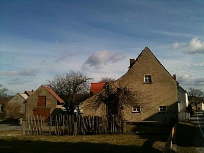 Bauernhaus in Schmiedefeld