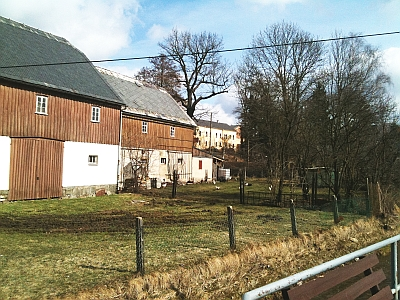 Bauernhof in Seeligstadt