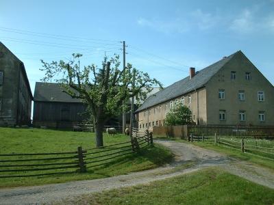 Hof in Langenwolmsdorf