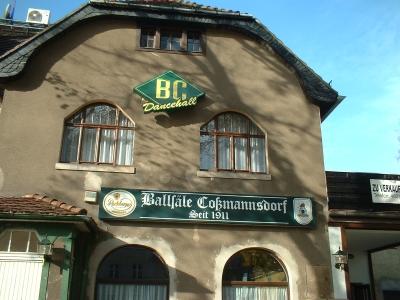 Ballsäle Coßmannsdorf