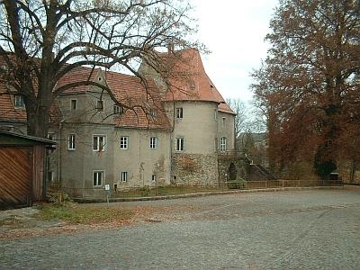 Rothschönberg, Schloss