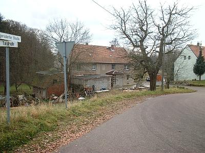 Rothschönberg, Rote Mühle