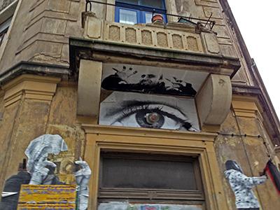 Ecke Rudolfstraße