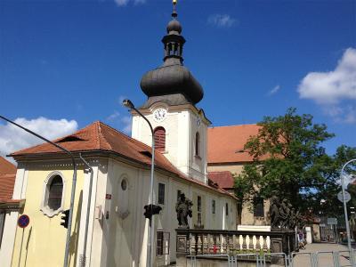 Rumburk, Loretokapelle, Pforte