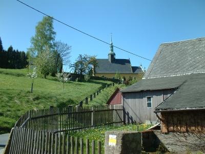 Engelskirche Hinterhermsdorf