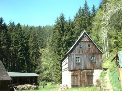 Niedermühle Hinterhermsdorf, Nebengebäude