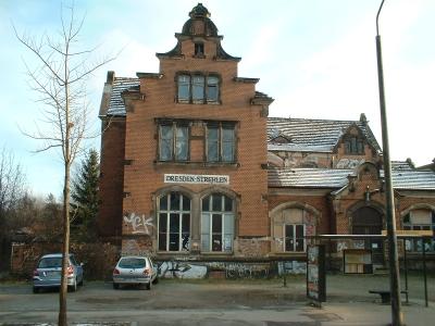 Bahnhof Strehlen