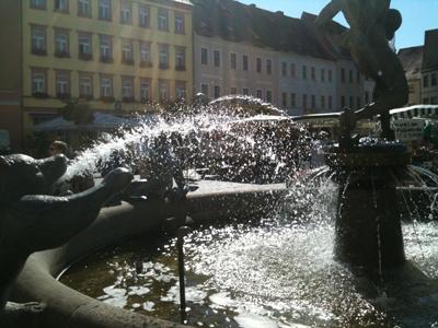 Torgau, Marktbrunnen