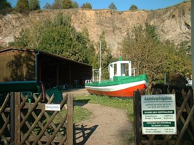 Kleinzadel, Heimatmuseum und Steinbruch