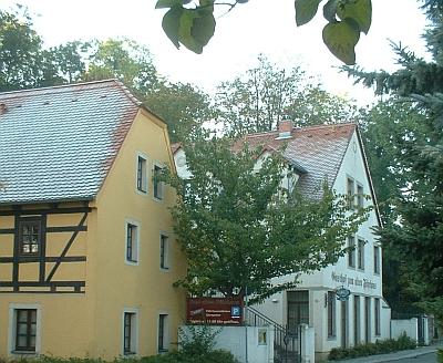 Meißen, Niederfähre, Gasthof Zum Alten Fährhaus