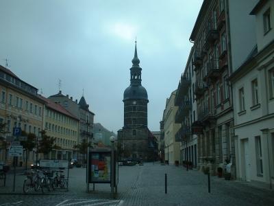Marktplatz Bad Schandau