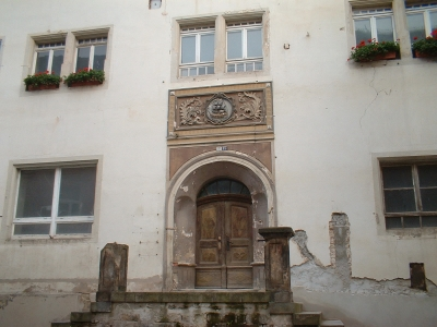 Das alte Rathaus von bad Schandau