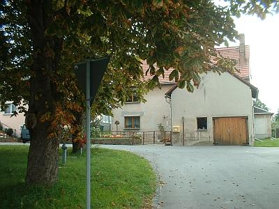 Barnitz, Dorfplatz
