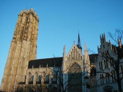 Sint Romboutstoren in Mechelen