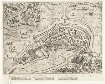 verovering in 1600