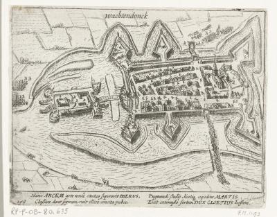 verovering in 1603
